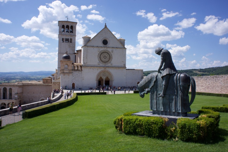 Pilgrim-Paths-Assisi-Basilica