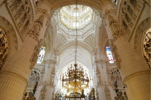 Pilgrim-Paths-Burgos-Cathedral